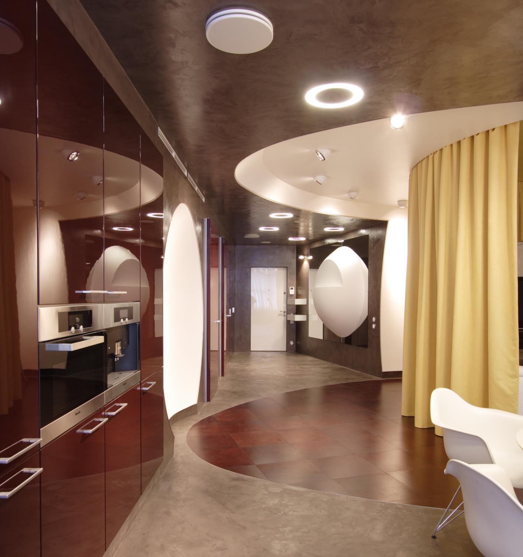 КВ БЮРО Архитектурное бюро фото проектов Квартира на проспекте Маршала Жукова кухня