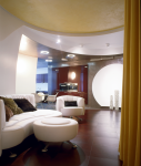 КВ БЮРО Архитектурное бюро фото проектов Квартира на проспекте Маршала Жукова гостиная