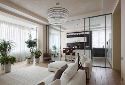 КВ Бюро дизайн гостиной