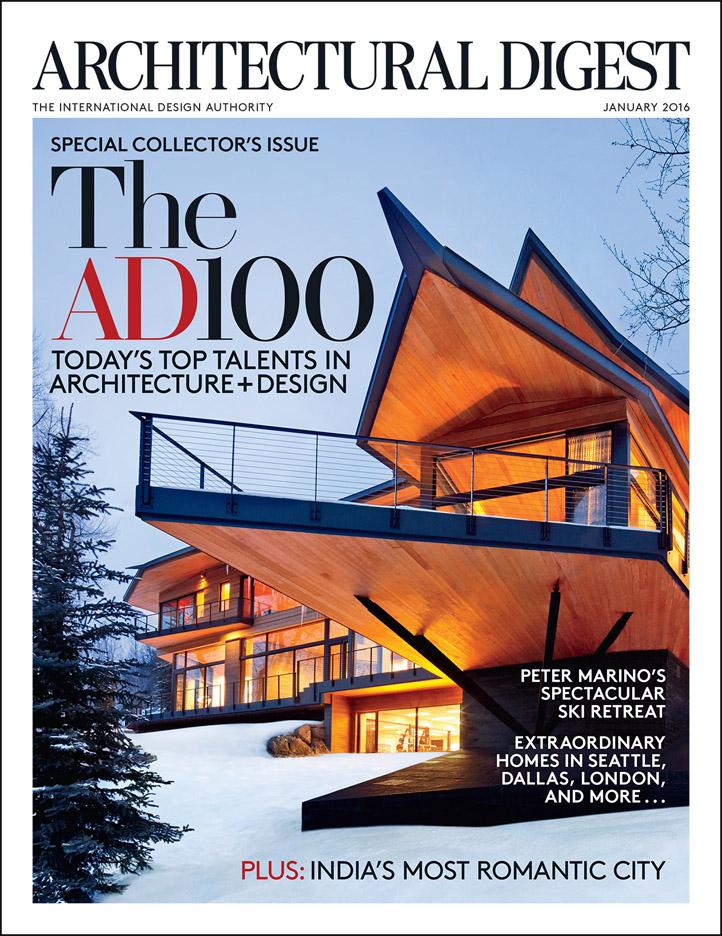 КВ Бюро Arhitectural Digest