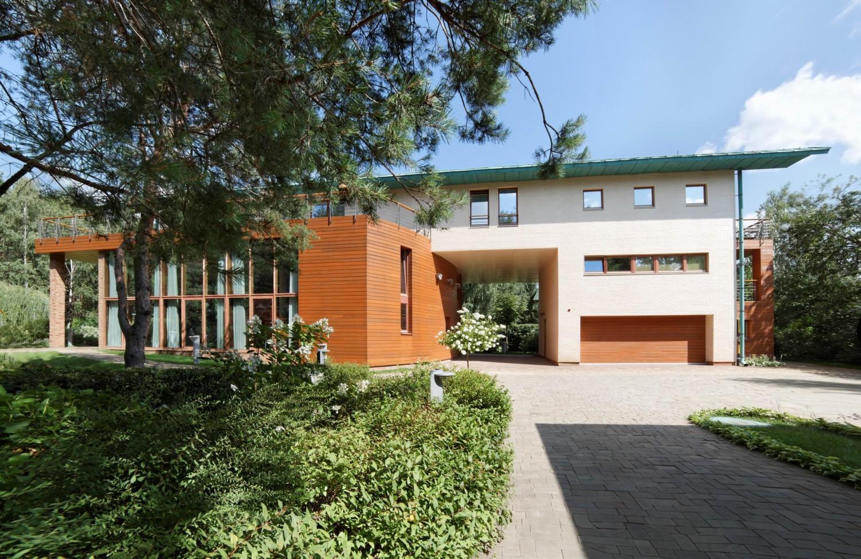 КВ Бюро Загородный дом в подмосковье