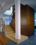 КВ БЮРО Архитектурное бюро Коттедж в поселке Горки XXI лестница 3 фото