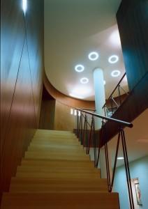 КВ БЮРО Архитектурное бюро Коттедж в поселке Горки XXI лестница фото
