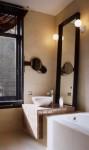 КВ Бюро Коттедж в поселке Горки XXI ванная