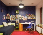КВ Бюро Загородный дом в подмосковье детская