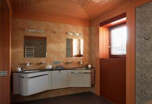 КВ Бюро Загородный дом в подмосковье ванная