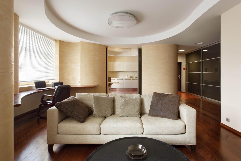 КВ БЮРО Архитектурное бюро Квартира на Ломоносовском проспекте гостиная диван фото