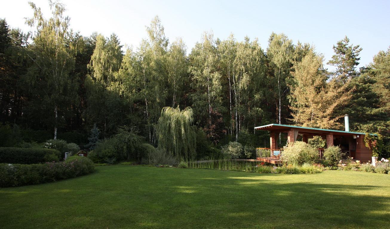 КВ Бюро проект загородного дома сад
