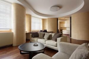 КВ БЮРО Архитектурное бюро Квартира на Ломоносовском проспекте гостиная дизайн фото