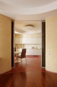 КВ БЮРО Архитектурное бюро Квартира на Ломоносовском проспекте кухня фото