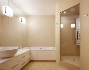КВ БЮРО Квартира на Ломоносовском проспекте Ванная дизайн фото