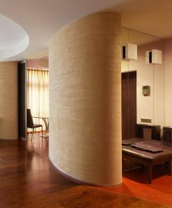 КВ БЮРО Квартира на Ломоносовском проспекте колонна дизайн фото